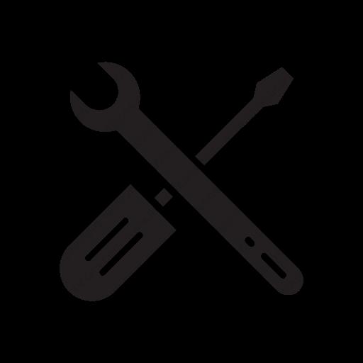 Download Screw,hatchet,axe,tool,repair Icon Inventicons