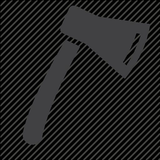 Ax, Axe, Hatchet Icon