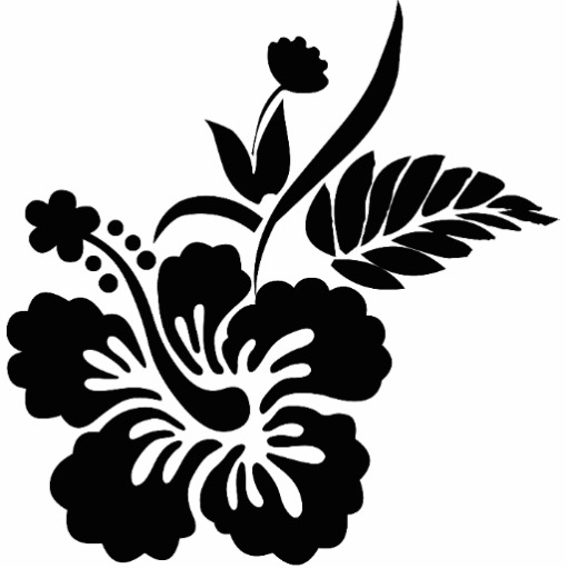 Hawaiian Flower Icon
