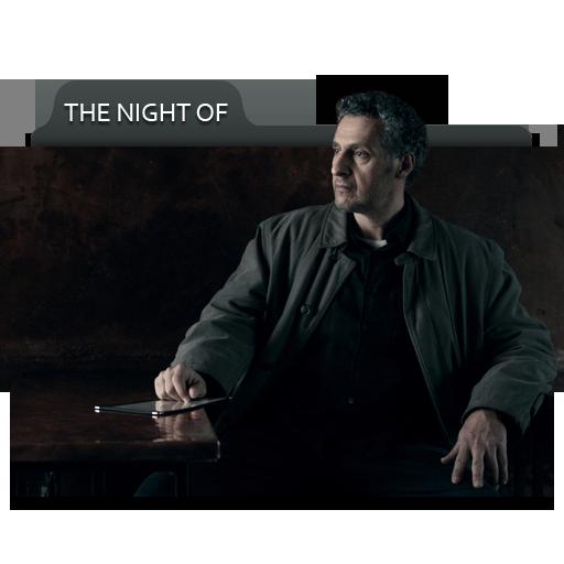 The Night Of Folder Icon