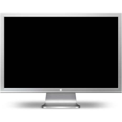 Apple Cinema Display Hd Icon