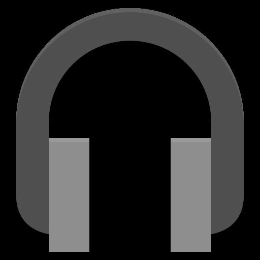 Audio Headphones Icon Papirus Devices Iconset Papirus