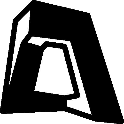 Cctv Headquarters Icon Places Pixel Perfect
