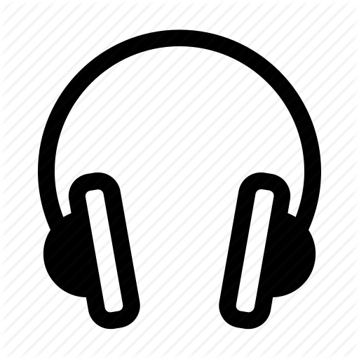 Audio, Earphone, Headphone, Headset, Music, Sound, Speaker Icon