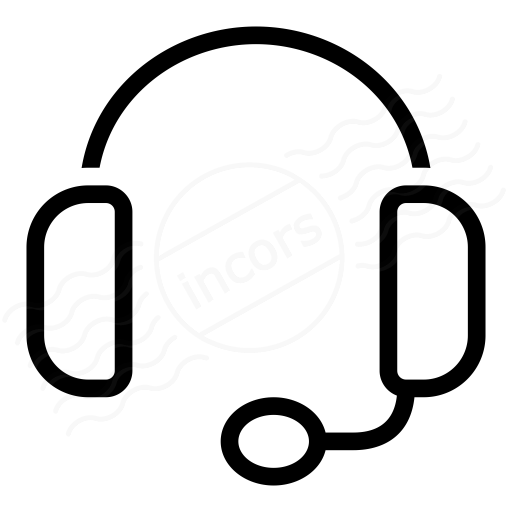 Iconexperience I Collection Headset Icon