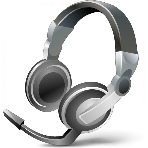 Iconexperience V Collection Headset Icon