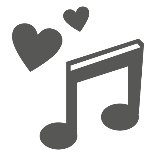 Music Note Heart Image Library Library Huge Freebie! Download