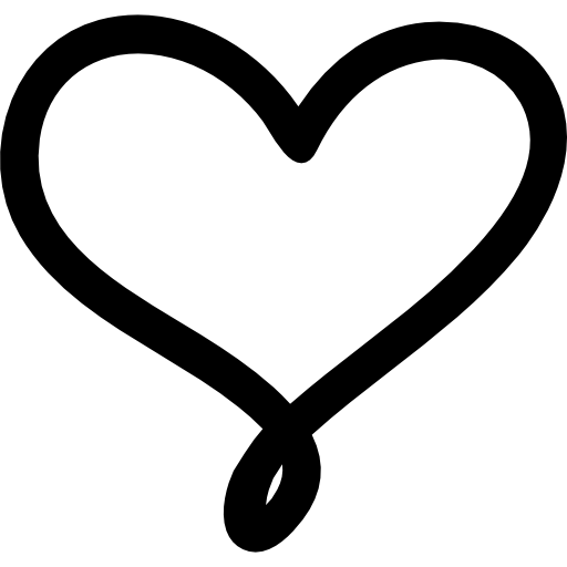 Collection Of Free Transparent Heart Black And White Download