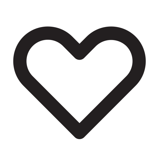 Heart, Outline Icon Free Of Eva Outline Icons