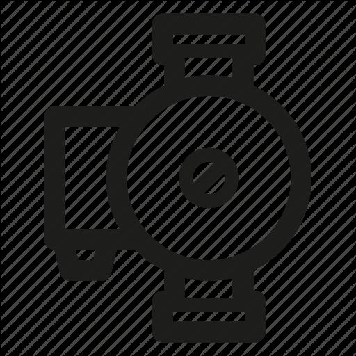Circulation, Heating, Pump, Water Icon
