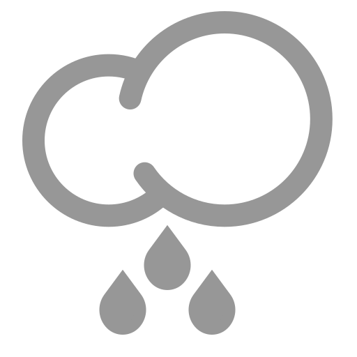 Heavy, Rain, Weather Icon Free Of Weather Line