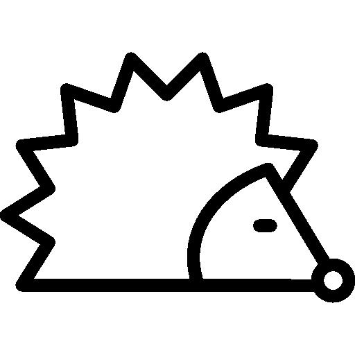 Hedgehog Icons Free Download