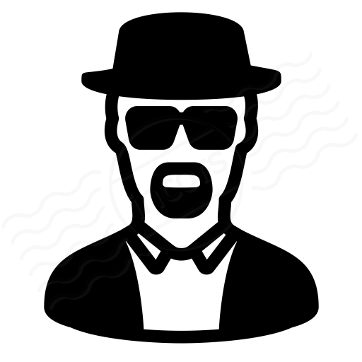 Iconexperience I Collection Dude Icon