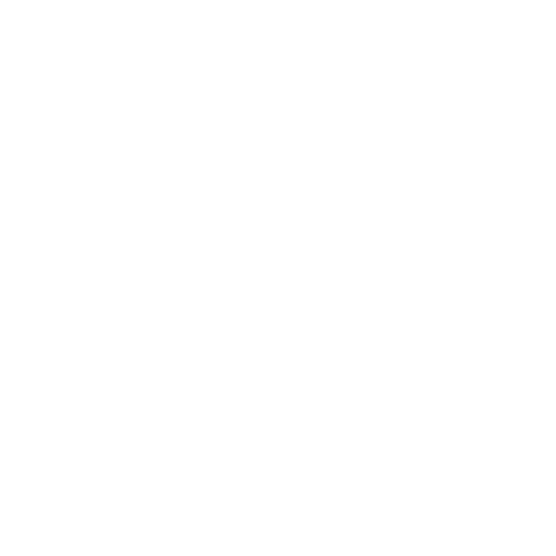 White Helicopter Icon