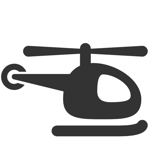 Helicopter Icon Download Free Icons