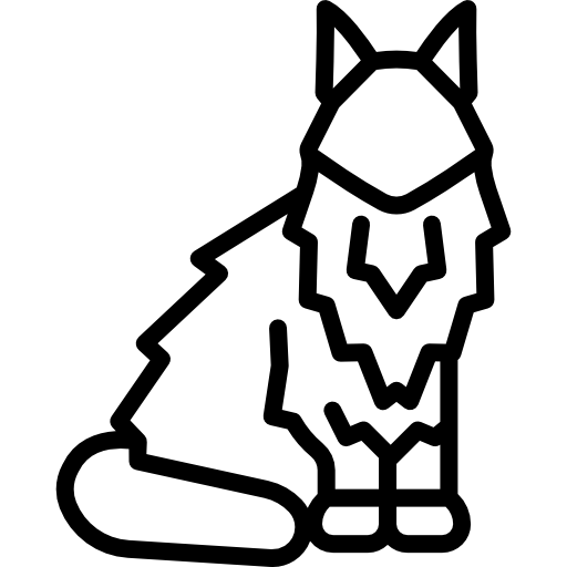 Maine Coon Cat Icons Free Download