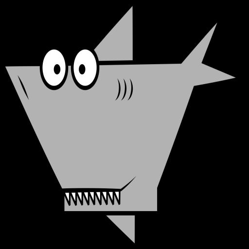 Shark, Animal Icon Free Of Squared Animal Icons