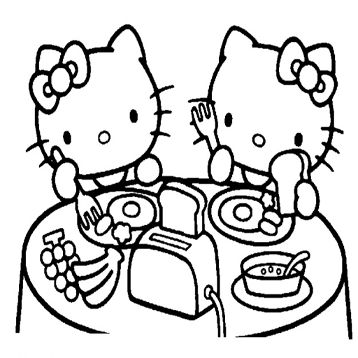 Hello Kitty Paint Apk