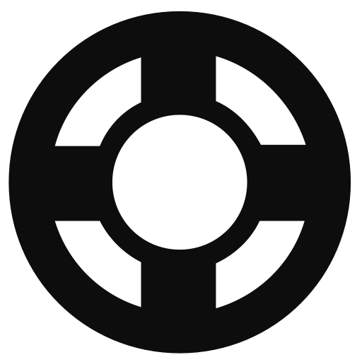 Help, Life Buoy, Support Icon Icon