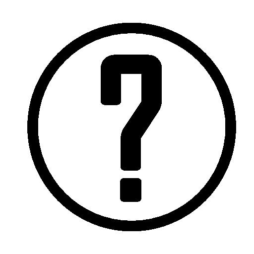 Help Icon White Free Icons