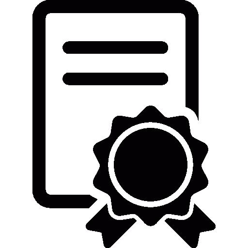 Icon Request Fa Icon Certificate Issue