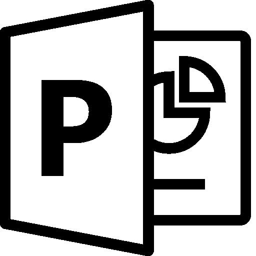 Logos Power Point Icon Ios Iconset