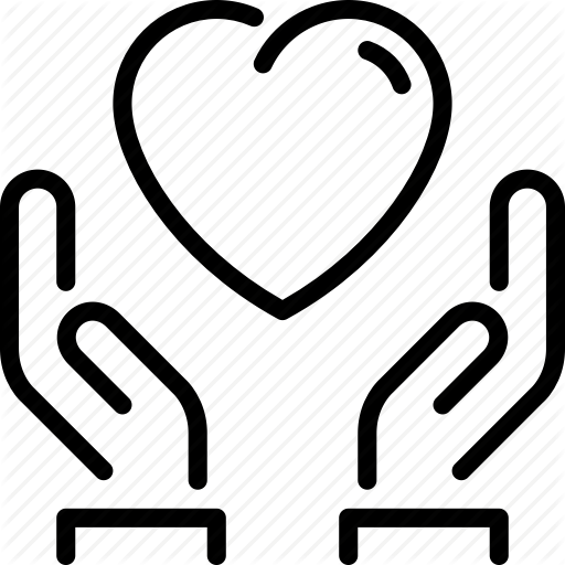 Charity, Foundation, Give, Hand, Love, Ngo, Organisation Icon