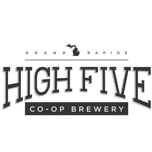 High Five Co Op Brew