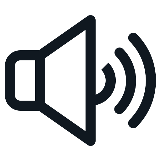 High, Sound, Speaker, Voice, Volume Icon Free Of Basic Ui