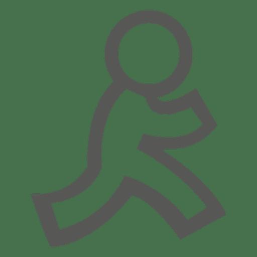 Walk Vector Symbol Transparent Png Clipart Free Download