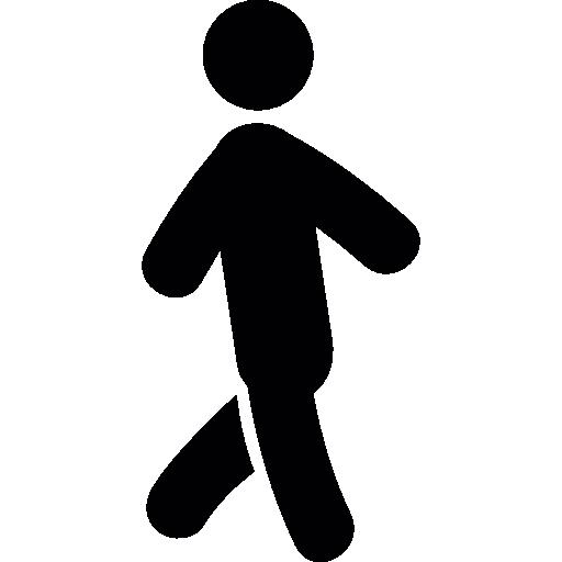 Walking Icons