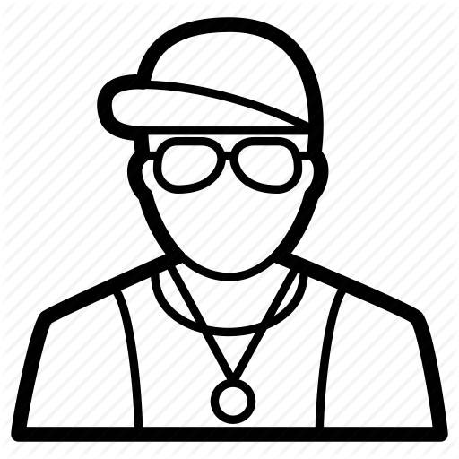 Hip, Hop, Man, Musician, Rap, Rapper, Urban Icon