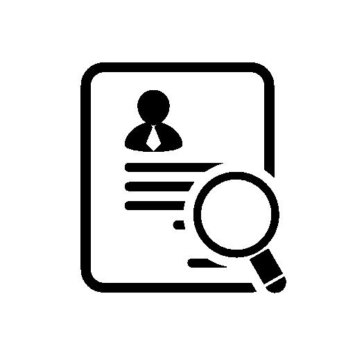 Job Vector Applicant Transparent Png Clipart Free Download