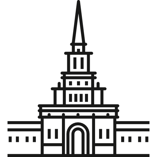 Historical Building Icons Free Download