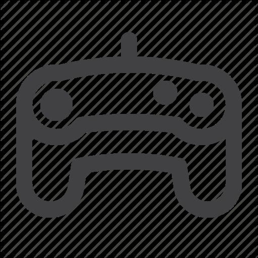 Controller, Game, Hobby Icon