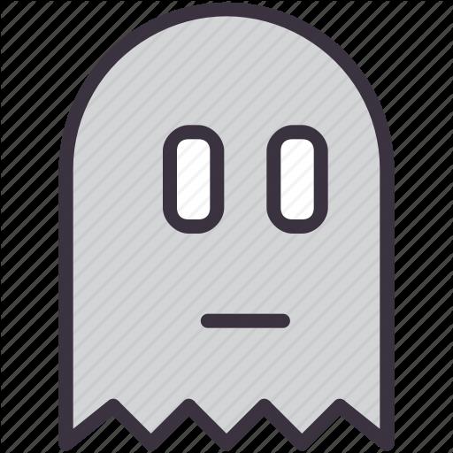 Casper, Ghost, Halloween, Haunt, Spirit Icon