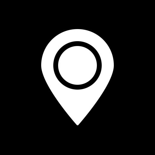 Address White Circle Logo Png Images
