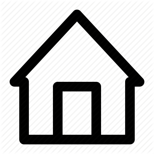 Address, Hoe Address, Home, Home Button Icon