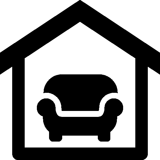 Interior Designs Clipart Icon