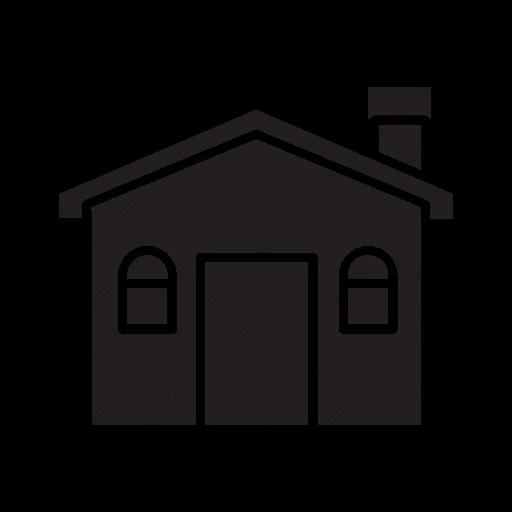 Download Hut,estatete,house,real,home Icon Inventicons