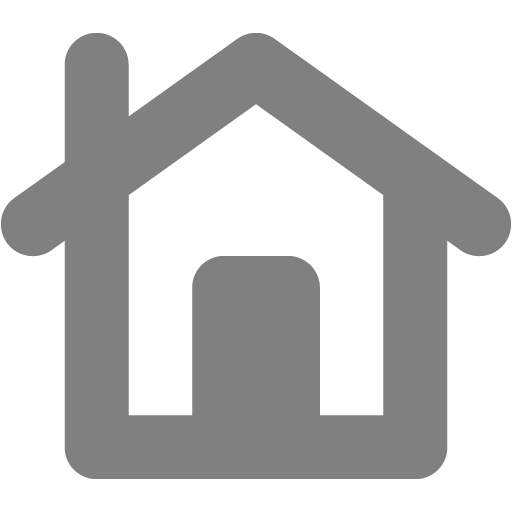 Gray Home Icon