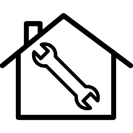 Home Repair Symbol Icons Free Download