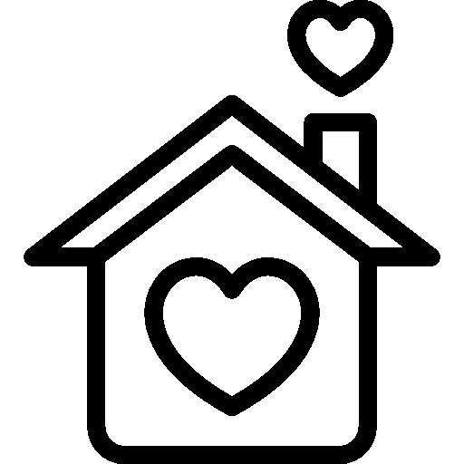 Loving Home Icon Our Wedding Freepik
