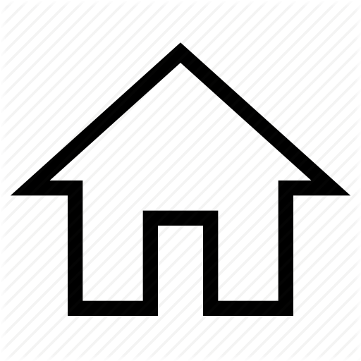 Building, Cottage, Home, Homepage, House, Start Icon