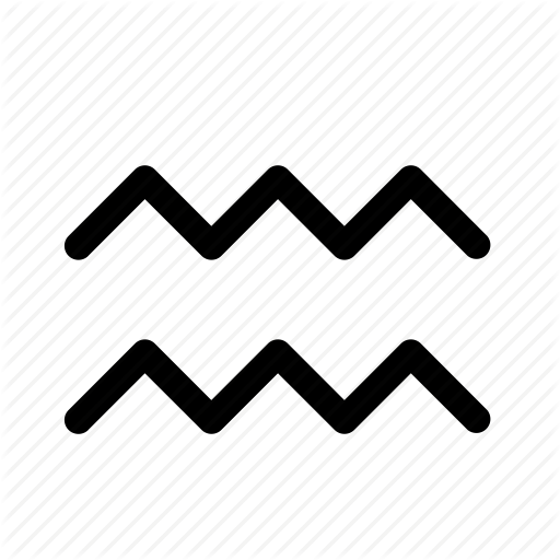 Libra Vector Aquarius Zodiac Symbol Transparent Png Clipart Free