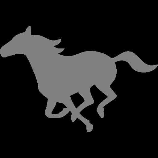 Gray Horse Icon