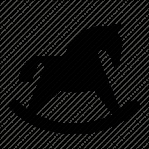 Hobby, Hobbyhorse, Horse Icon