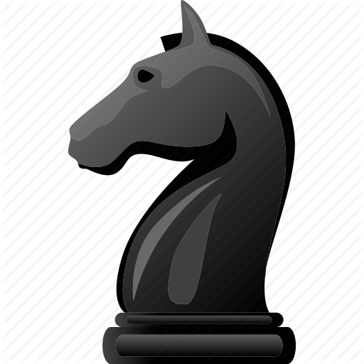 Board, Chess, Game, Horse Icon