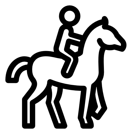 Horse Riding Icon Png