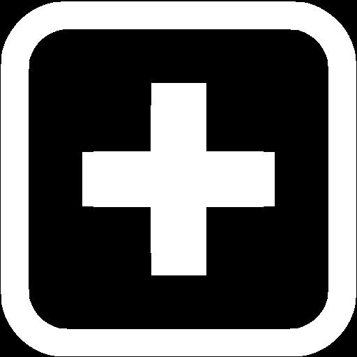 White Hospital Icon